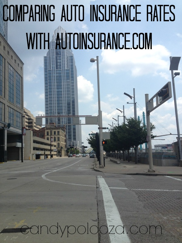 Comparing Auto Insurance Rates with AutoInsurance.com #Compare2Win #CollectiveBias