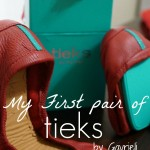 My First Pair of Tieks a Review