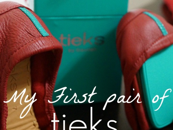 My First pair of TIEKS header