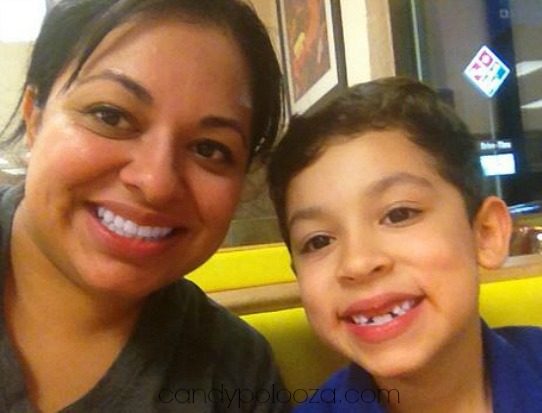 aramis and mommy