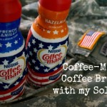 Coffee-Mate Coffee Break with my Soldier #CMSalutingHeroes #shop