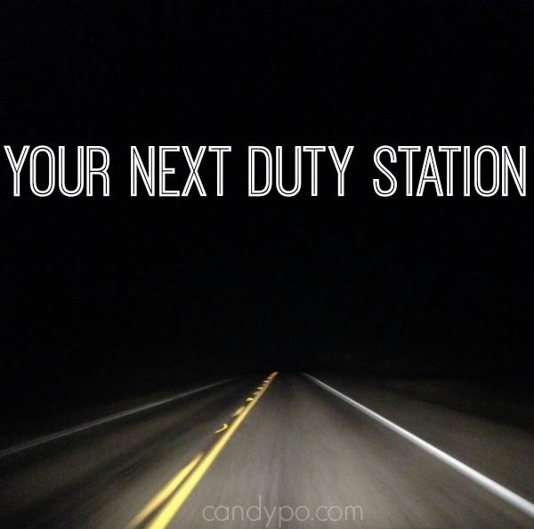 duty station