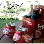 One of a Kind Dr Pepper Outdoor Crafts #BackyardBash #shop