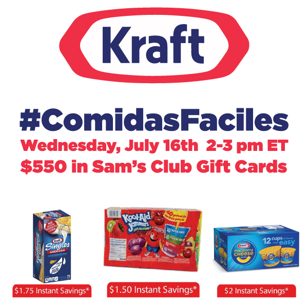 #ComidaFaciles-Twitter-Party-7-16