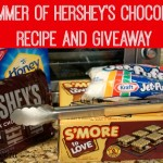 Summer of Hershey's Chocolate Recipe and Giveaway #VeranoHersheys