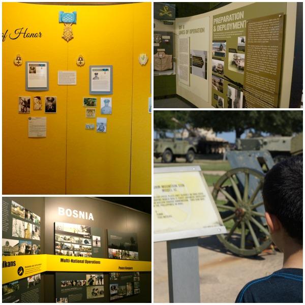1 Fort Hood Museum