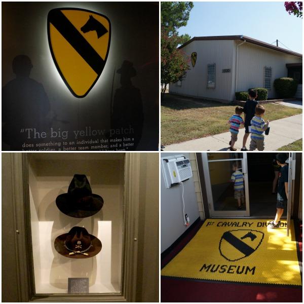 2 1st cav museum