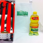 Summer Grilling with Mazola Giveaway