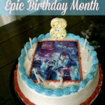 Wordless Wednesday An Epic Birthday Month w Linky