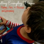 Celebrating Everyday Heroes & Disney's Planes Fire & Rescue w/Giveaway #MiHeroeFavorito #ad