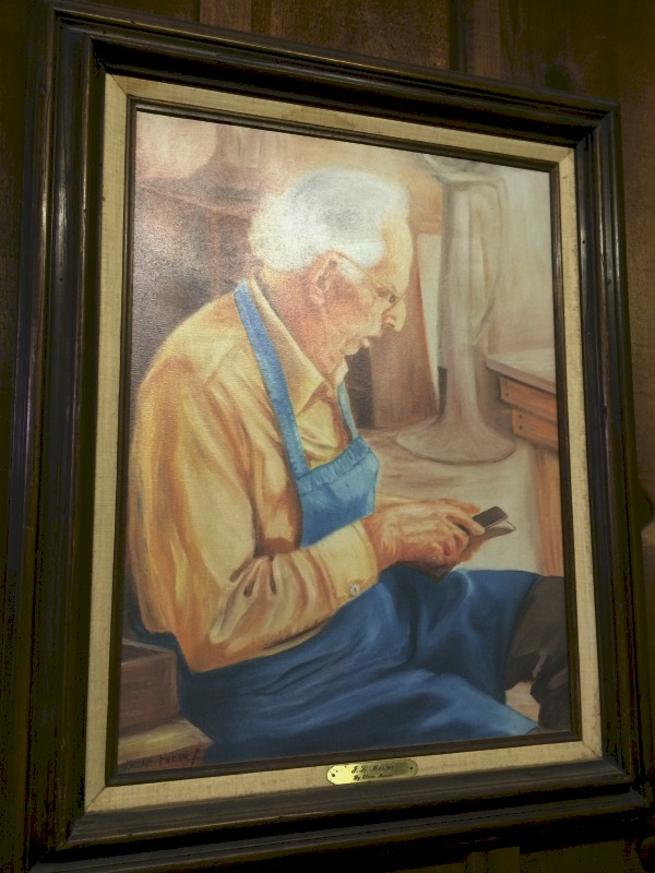 JL Mercer portrait