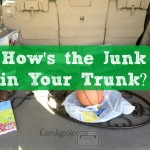 How's the Junk in Your Trunk & Giveaway #InviernoSeguro #ad