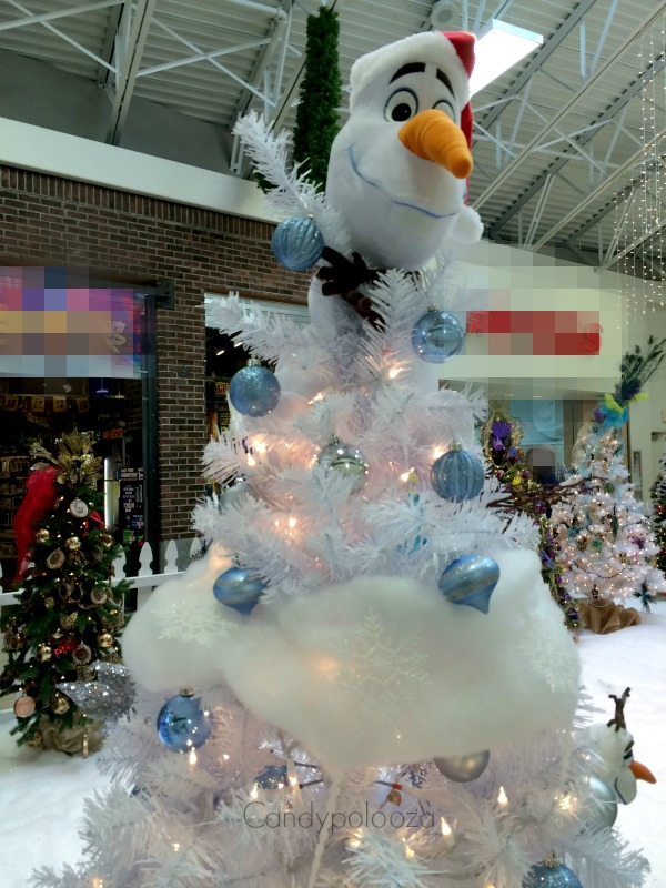 Wordless Wednesday: Tour of Christmas Trees - Candypolooza