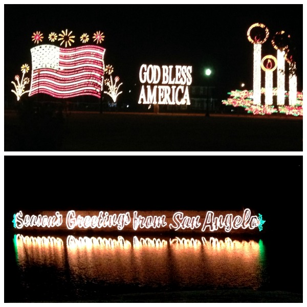Christmas Concho Lights