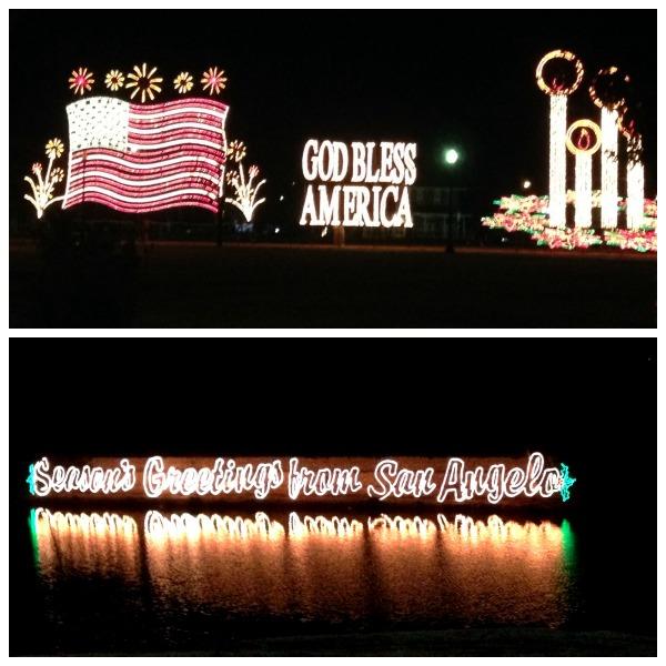 Christmas Concho Lights