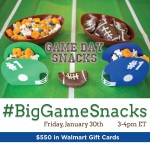 RSVP for the #GameDaySnacks Twitter Party 1/30 #ad