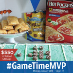 RSVP for the #GameTimeMVP Twitter Party 1/26 1pm ET #ad