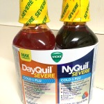 Thank goodness #ReliefIsHere with Vicks DayQuil & NyQuil #ad