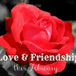 Love & Friendship this February