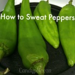 How to Sweat Peppers & Stuffed Green Chile Burger Recipe