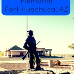 Buffalo Soldier Memorial Fort Huachuca