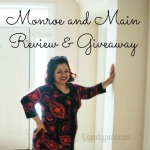 Monroe and Main Review & Giveaway #MMSpring