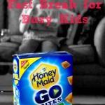 Fast Break for Busy Kids