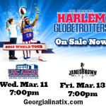 Win a Family 4-pack to see the Harlem Globetrotters on Friday in Augusta!