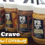 PB Crave Review, Recipe & Giveaway