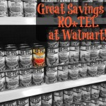 Great Savings on RO*TEL at Walmart! #JustAddRotel