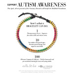 Support Autism Awareness by Purchasing a Visionary Bracelet #stelladotnicolebrinson