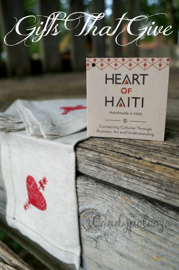 Gifts that Give Heart of Haiti