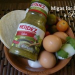 Migas for Brunch a recipe
