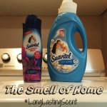 The Smell of Home #LongLastingScent #ad