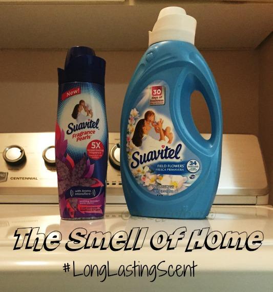 The Smell of Home Suavitel