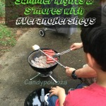 Get Ready for Summer Nights & Smores with #VeranoHersheys & Giveaway! #MVculture #ad