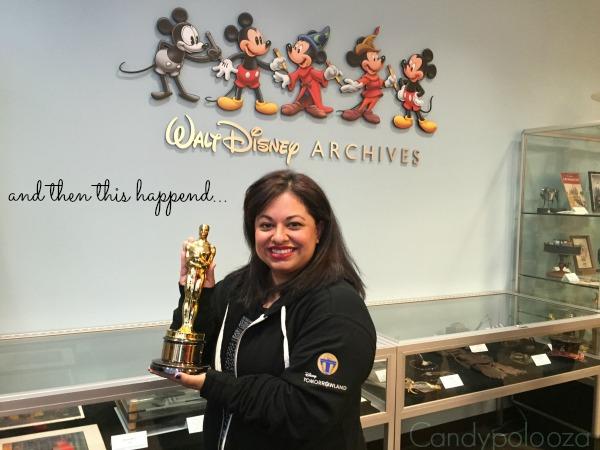Disney Archives Oscar