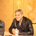 Talking #Tomorrowland with George Clooney Part 1 #TomorrowlandEvent #ad