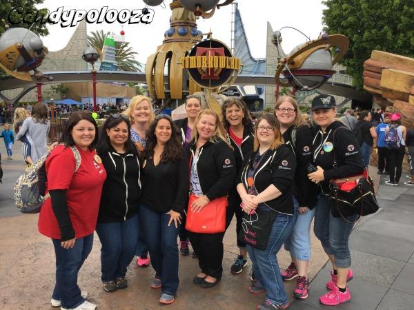 Tomorrowland Disney group