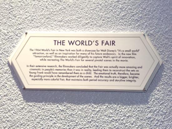world fair marker