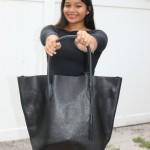 A Beautiful Bag:  Adora Bag Review #FashionistasAdora #ad