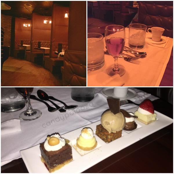 Berns Dessert Room Reservations