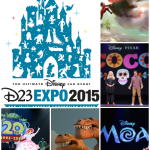 Exclusive Disney Pixar Animated Movie News from #D23Expo