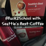 #Back2School with Seattle's Best Coffee #ad