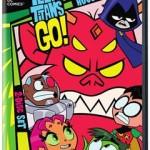 Teen Titans Go! House Pets Season 2 Part 2 DVD Review