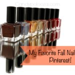 My Favorite Fall Nail Art on Pinterest!