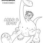 Fun The Good Dinosaur Home Activities PLUS Pumpkin Stencil! #GoodDinoEvent