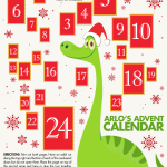Holiday Fun with The Good Dinosaur #GoodDinoEvent