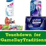 Touchdown for #GameDayTraditions! #ad