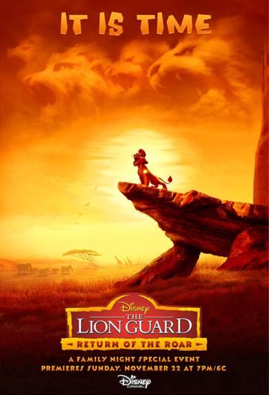 Disneys Lion Guard